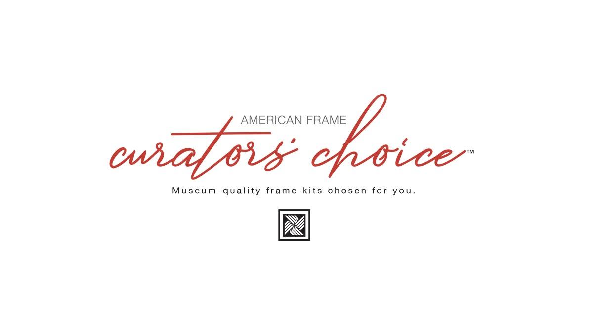 American Frame Curators Choice logo