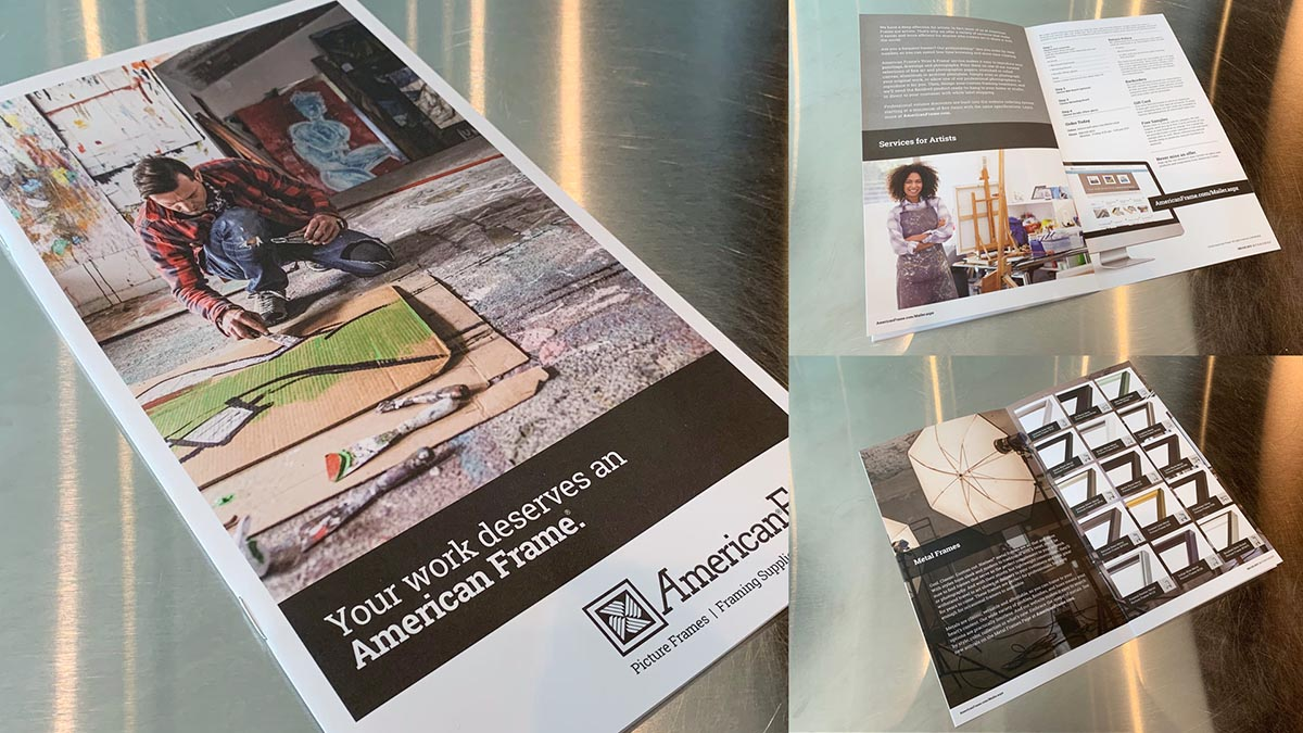American Frame Customer Brochure