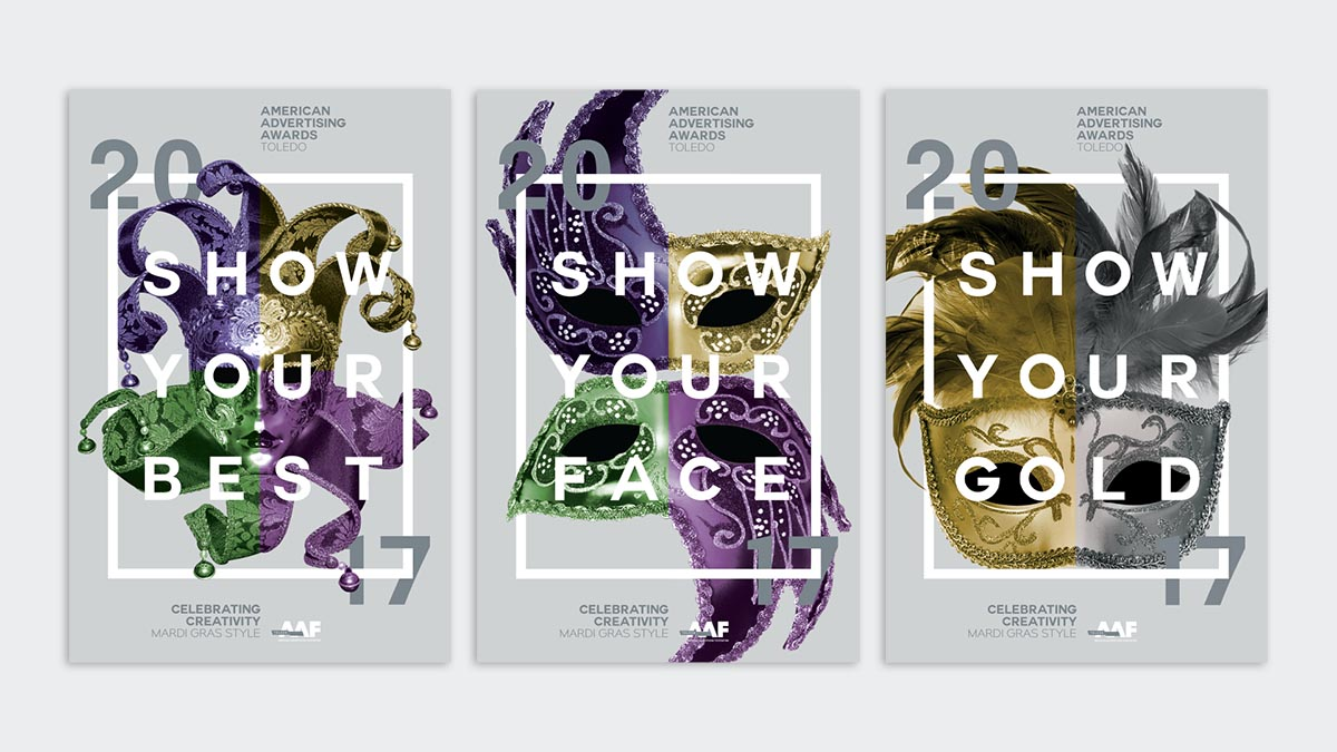 Addy 2017 Poster Series