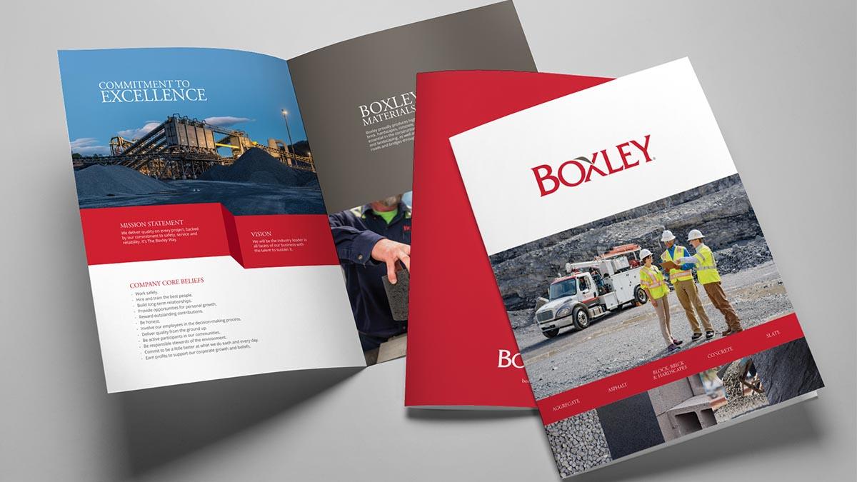 Boxley Brochure