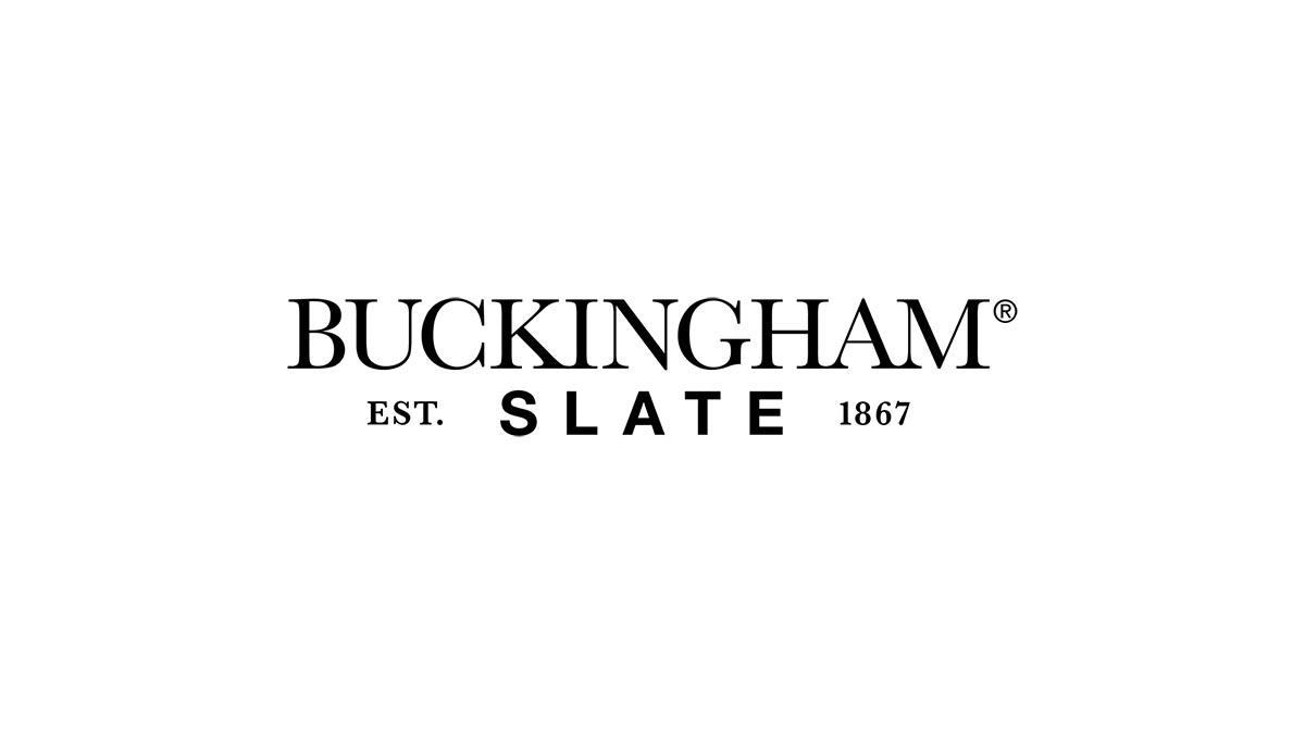Buckingham Slate logo