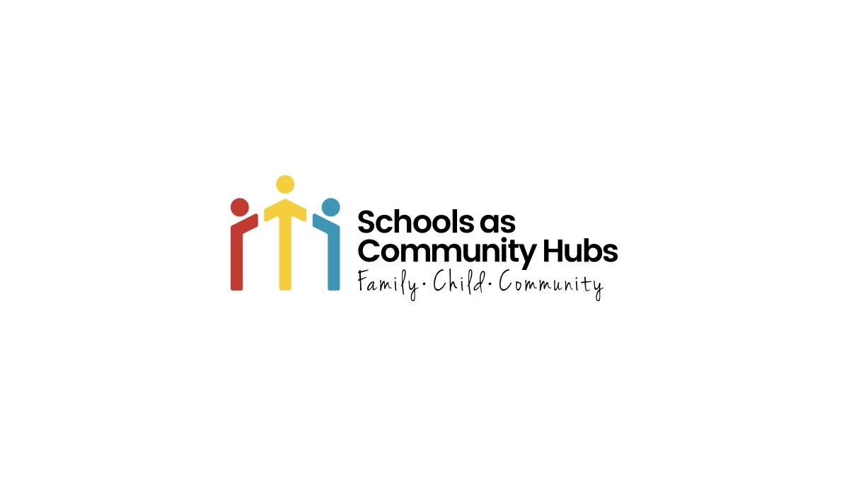 Schools as Community Hubs logo