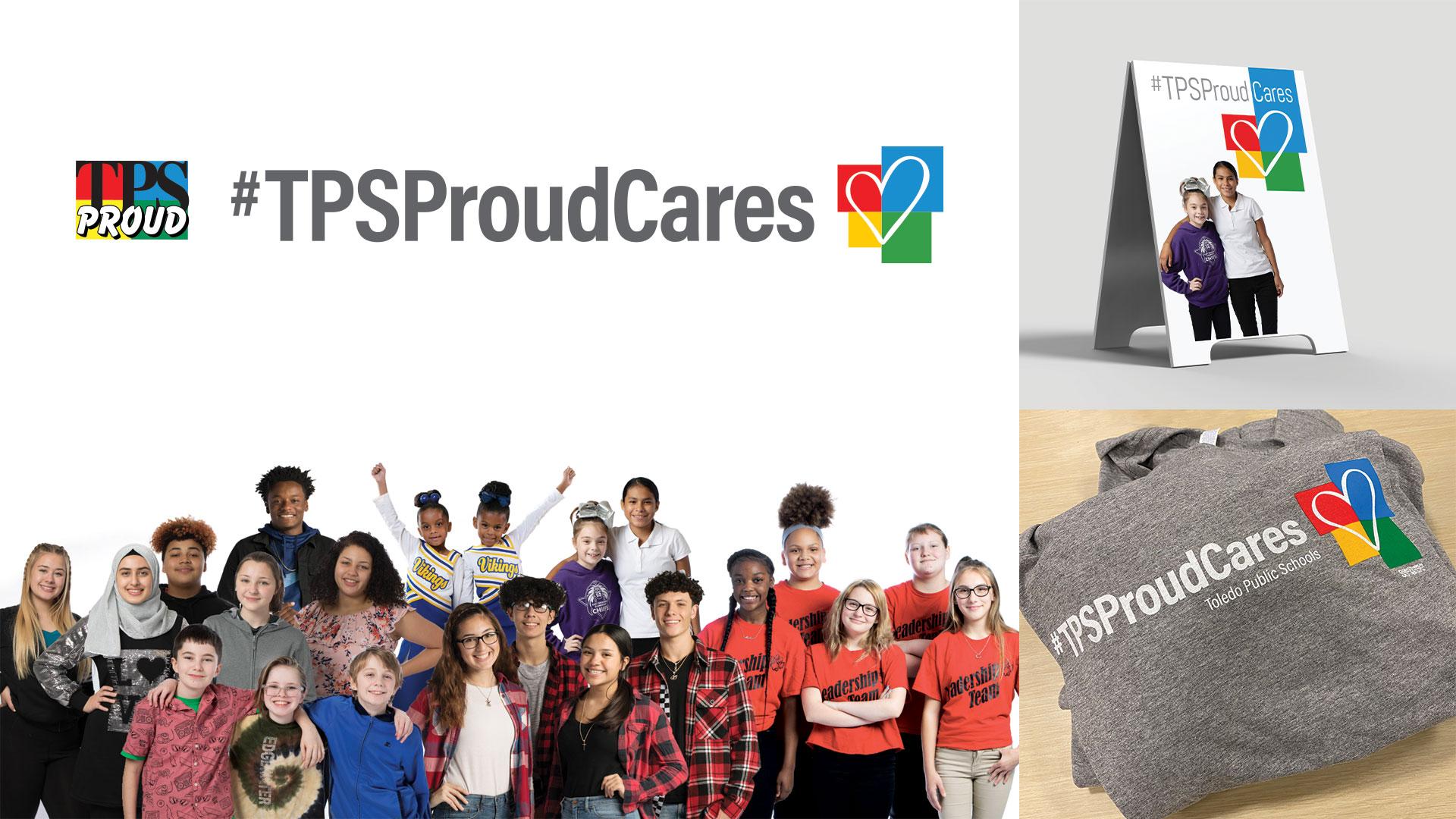 TPSProudCares initiative