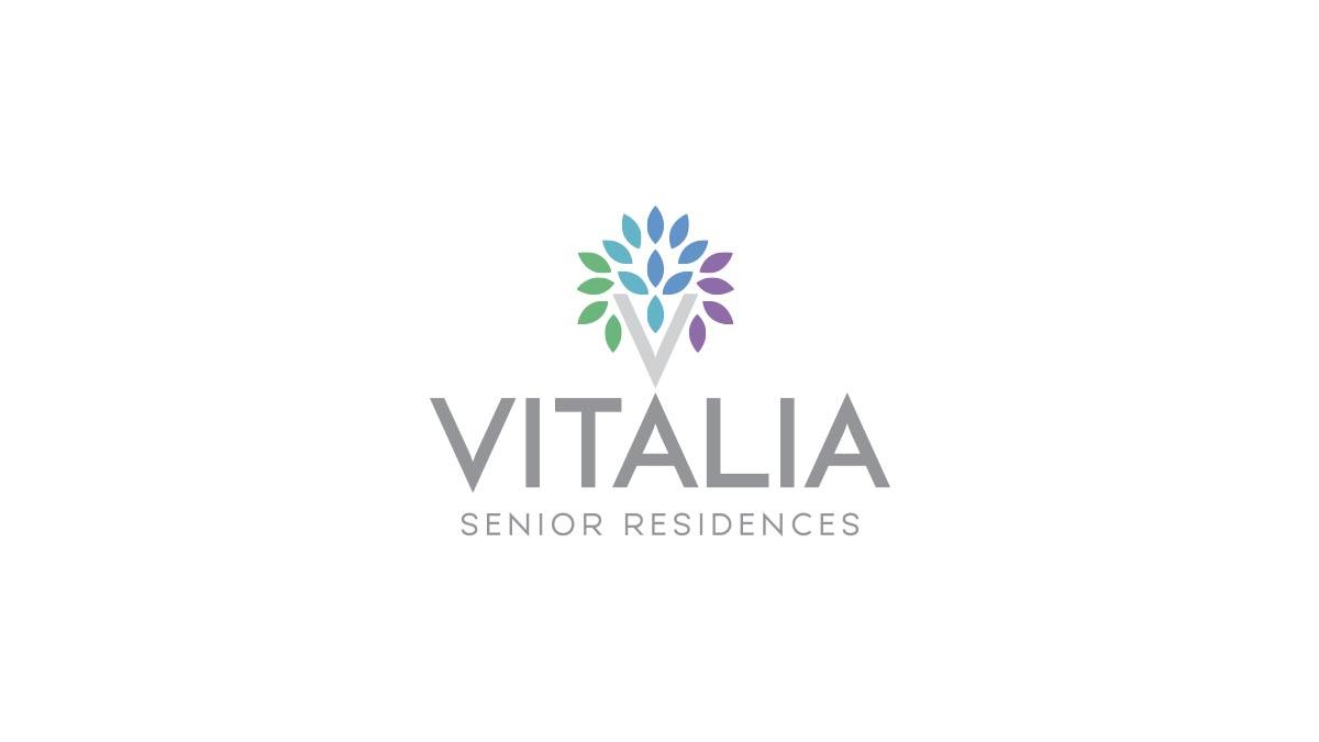 Vitalia Senior Residences logo