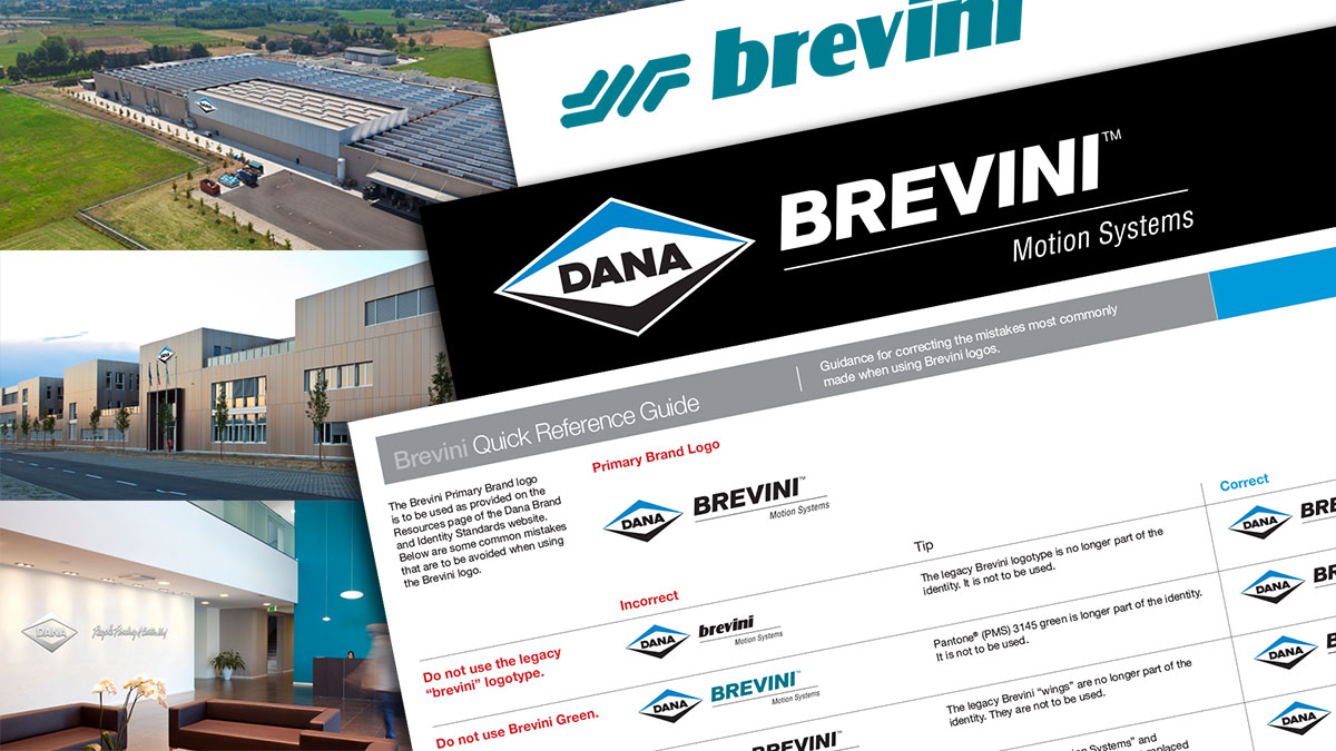Dana Incorporated Signage Guidelines