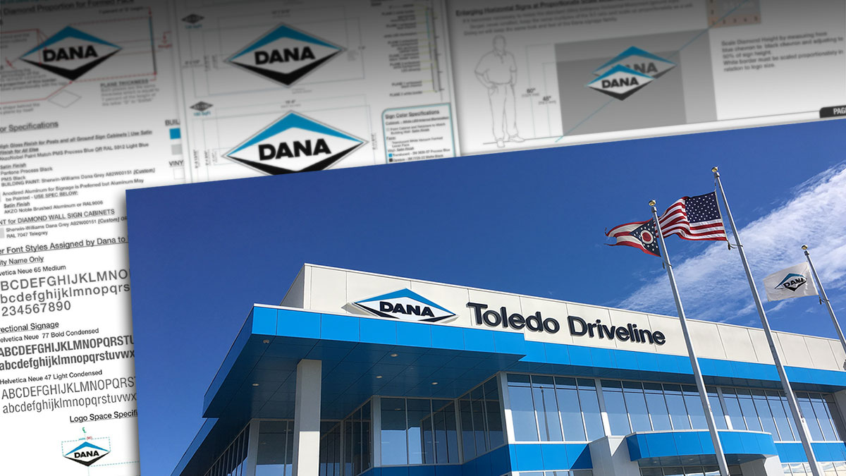 Dana Incorporated Facility Guidelines