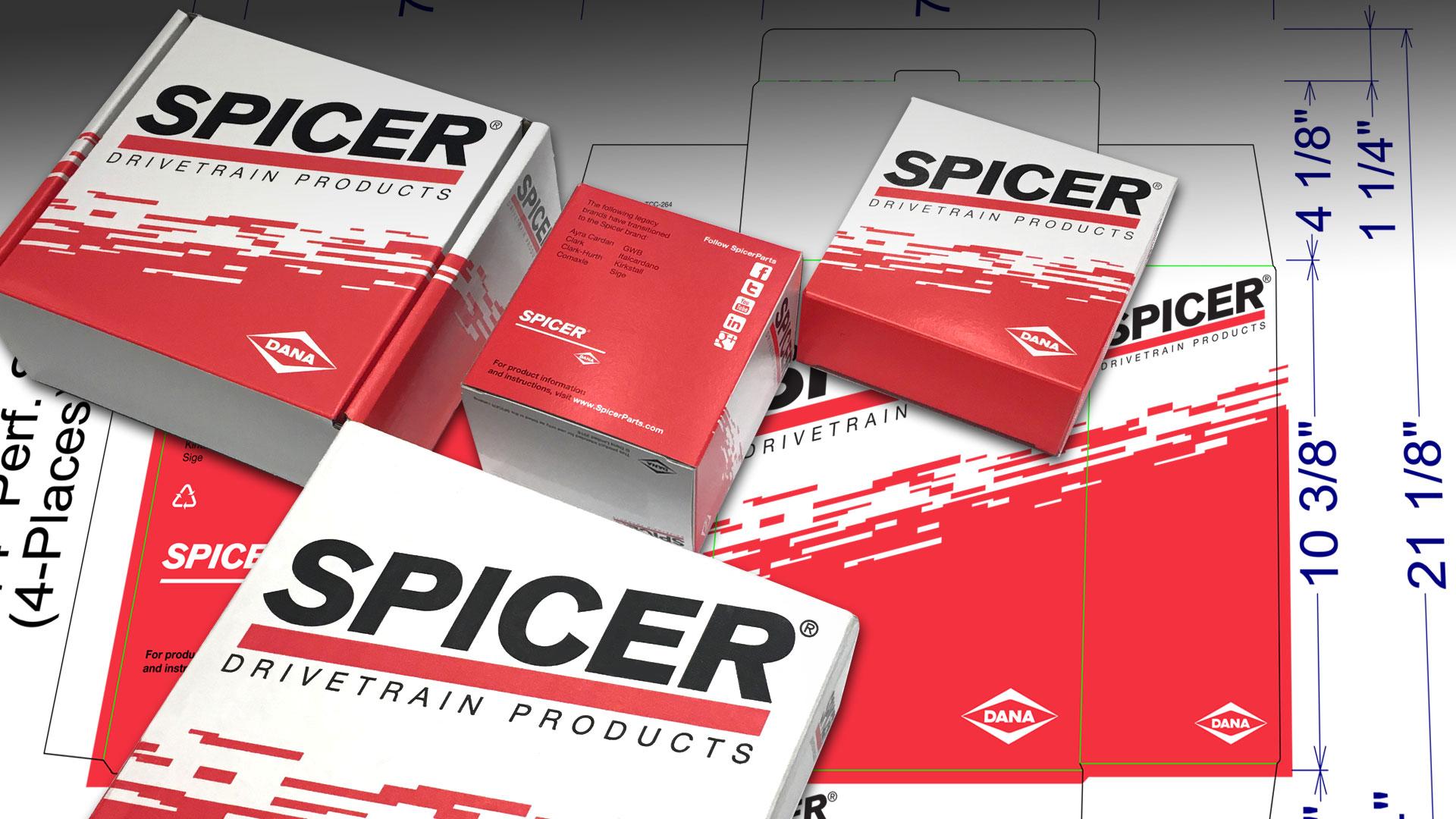 Dana Incorporated Packaging