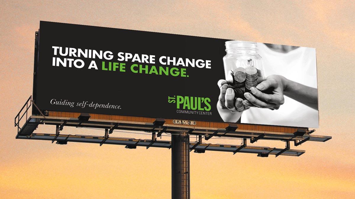 St. Pauls Billboard