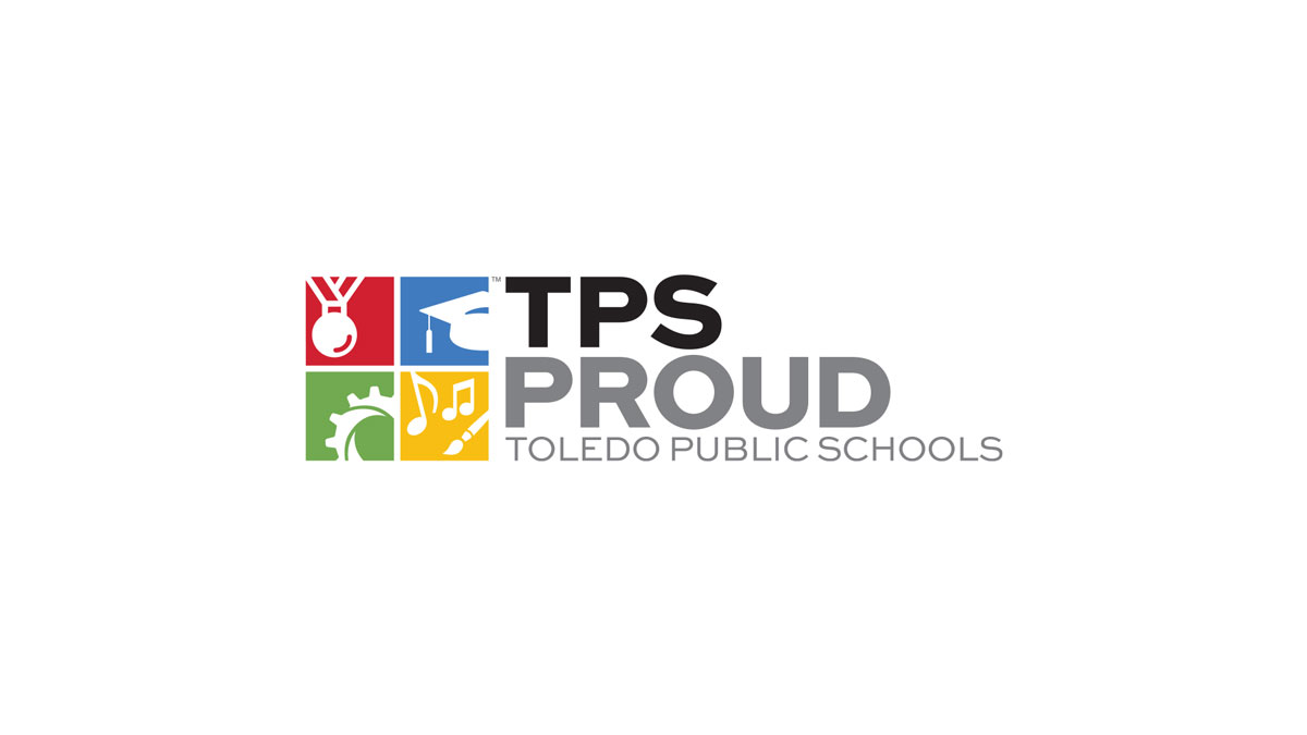 Toledo Public Schools Logo Rebrand